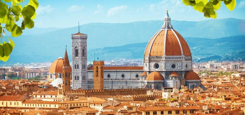 Merveilles d'Italie : Venise, Florence, Rome