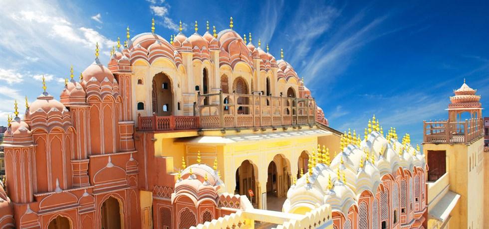 OFFRE SPÉCIALE JUSQU'À -200€* Lumières du Rajasthan