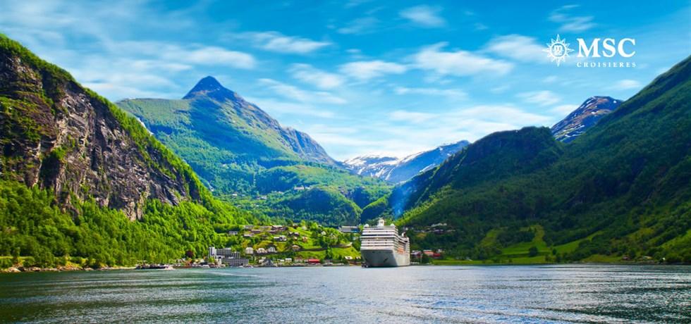 Prix en baisse CABINE BALCON dès 1399€ Fjords de Norvège & Cap Nord - 12 jours