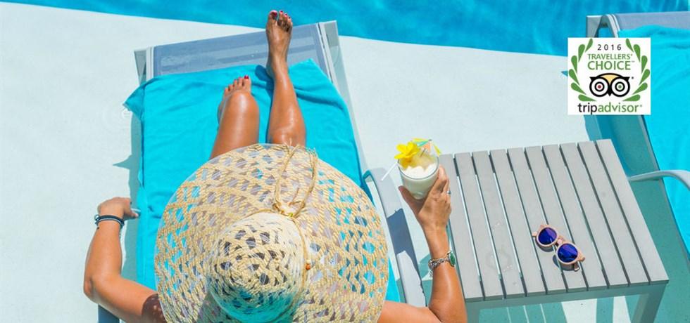 OFFRE CURE! Djerba, Hôtel 5* Luxe en Tout Inclus Sensimar Palm Beach Palace Adult Only