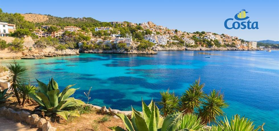 Remise spéciale & Boissons incluses en Total Comfort !* Au départ de Marseille Merveilleuse Méditerranée
