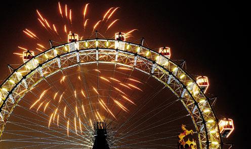 Réservez Tôt -120 € ** Réveillon à Vienne avec soirée du Nouvel An au Kursalon - Hôtel Sporthotel Vienna 4* - Visites et repas inclus