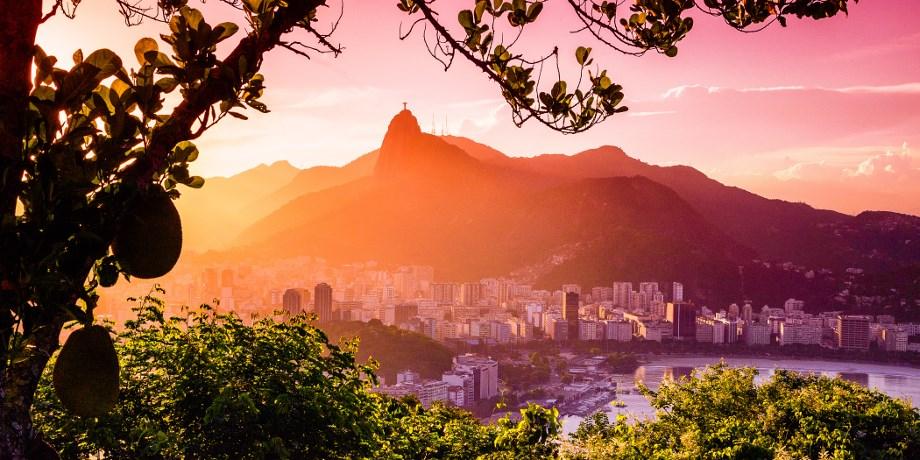 Jusqu'à -320€ Vols Inclus** ! Circuit Brésil 4*