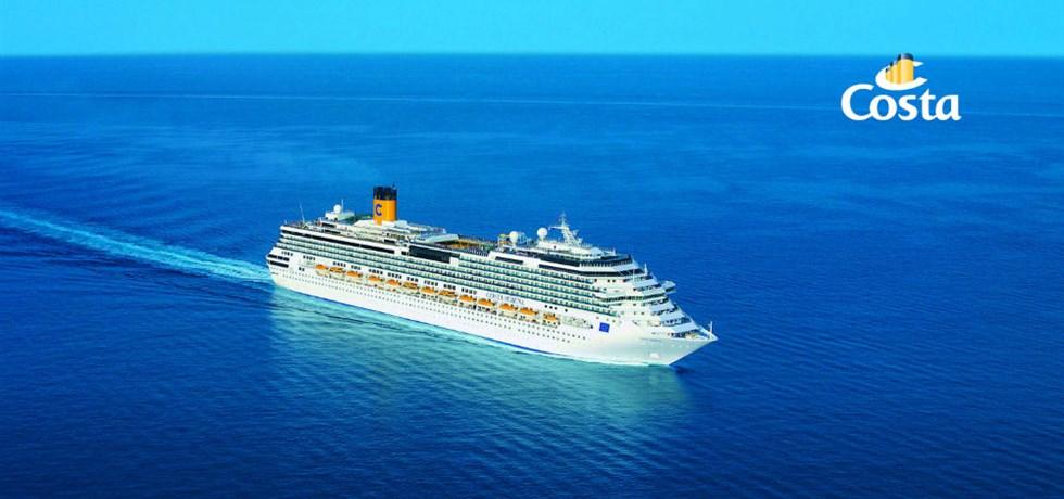 PETIT PRIX Au départ de Marseille Croisière Espagne, Sardaigne, Italie 5 excursions d'1/2 journée à 89€ au lieu de 190€ pour Total Comfort * !