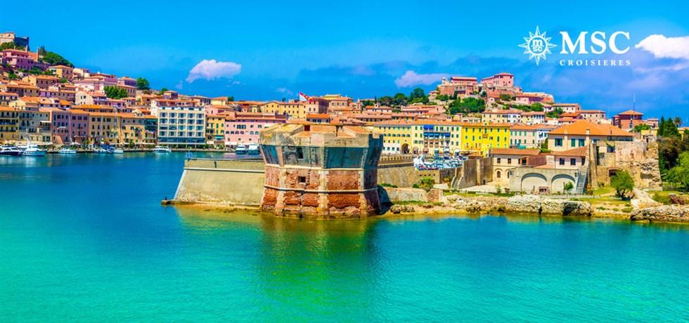 PETIT PRIX POUR CET ETE ! Croisière 8 jours Majorque, Ibiza, Italie