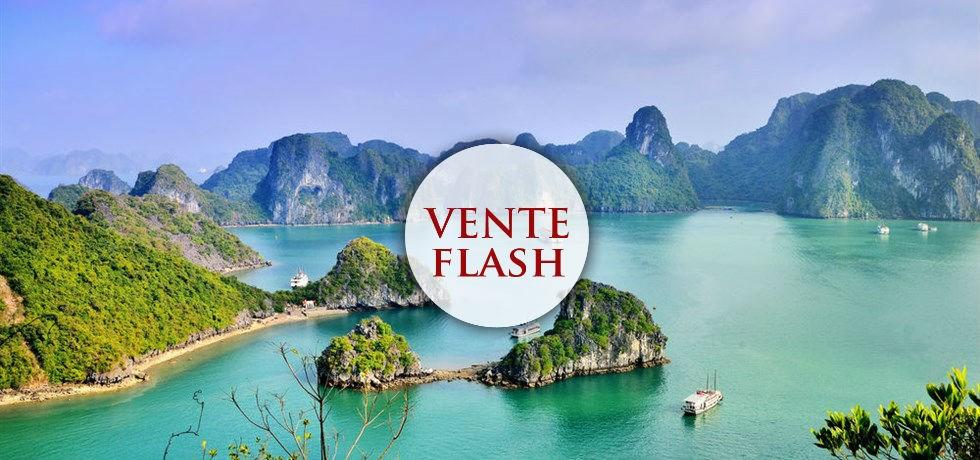 Circuit de Luxe : Le Charme du Vietnam 4*/5*