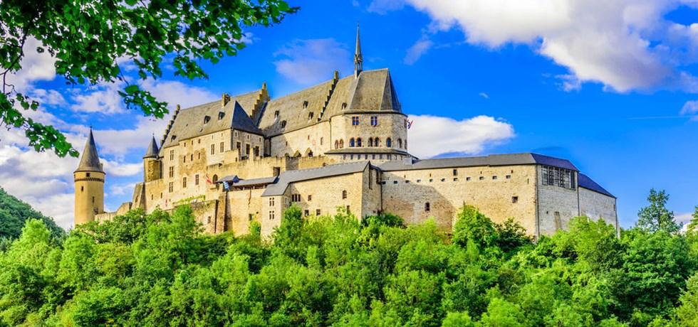 Escapade au Luxembourg - Nouveauté 2017