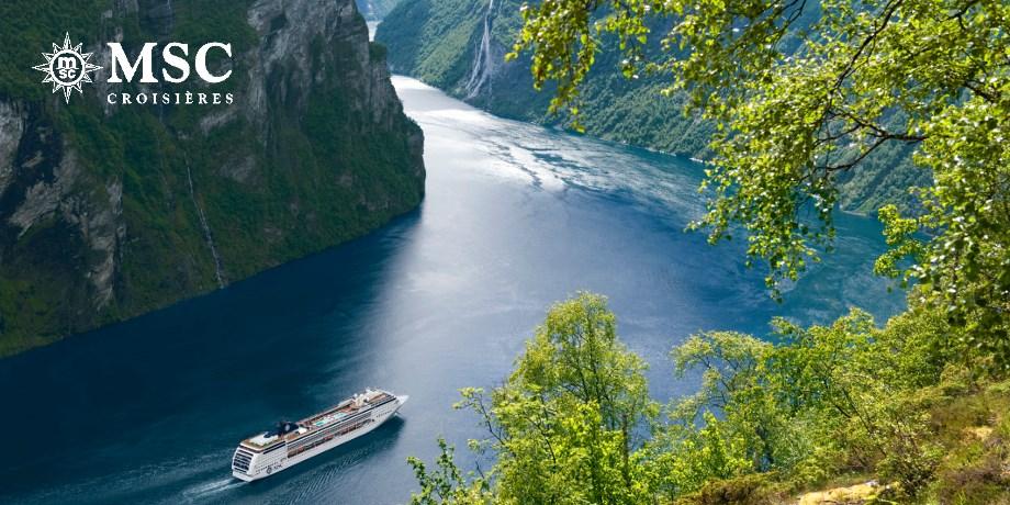 Fjords de Norvège & Cap Nord - 11 jours