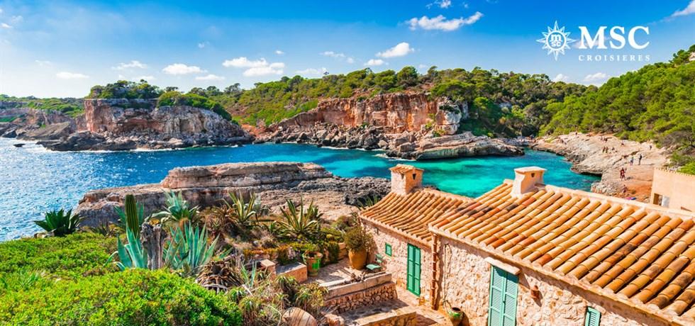 Boissons offertes* Croisière 5* Italie, Majorque, Espagne OFFRE LIMITÉE