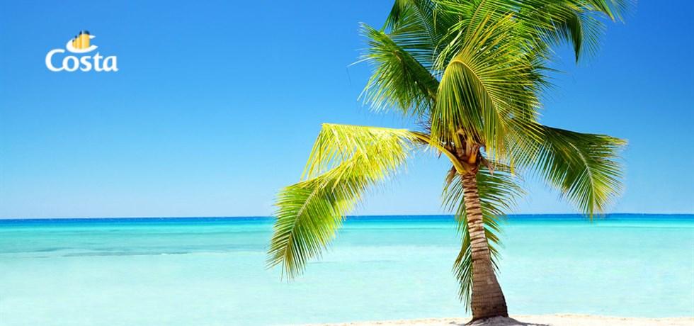 VENTE FLASH ST VALENTIN jusqu'au 19 février ! Vol inclus 19 jours Transatlantique Floride, Bahamas, Iles Vierges, Antilles, Canaries