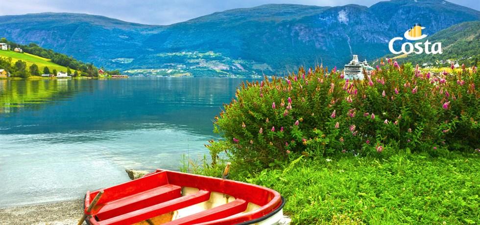 PRIX CHOC Dès 688€ 10 jours Fjords de Norvège !