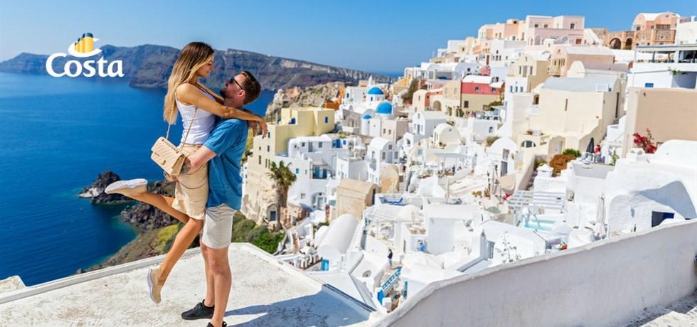 DERNIERES DISPONIBILITES ! Croisière Iles grecques & Croatie EN ÉtÉ : Mykonos, Santorini, Dubrovnik