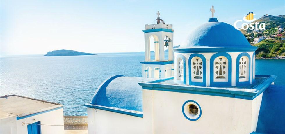 DERNIERES CABINES POUR CET ETE ! A bord du Costa Luminosa ! Iles grecques & Croatie