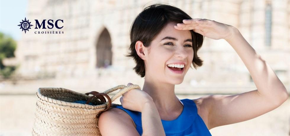 Réservez tôt Dès 616€ ! Au départ de Cannes A bord du MSC Fantasia 5* Croisière Baléares, Corse, Cinque Terre