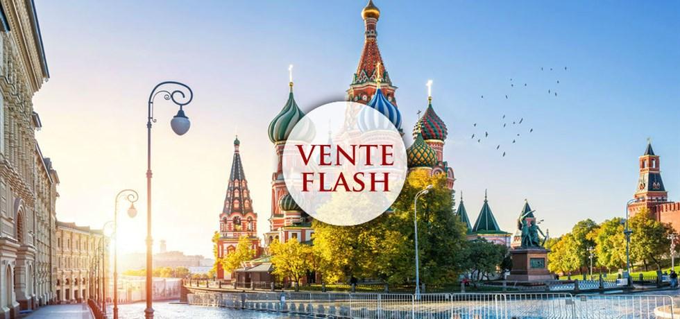 Des 1399€ ! Croisière Perles de Russie. VOLS & EXCURSIONS INCLUS. Jusqu'à -24% !