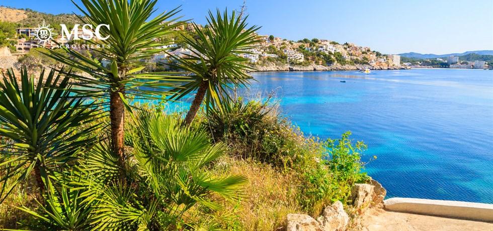 OFFRE SPECIALE -10%* 11 jours Croisière Espagne, Majorque, Malte, Italie