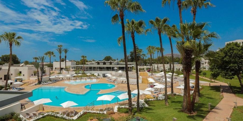 Maroc, Agadir - Bravo Club Allegro Agadir 4*