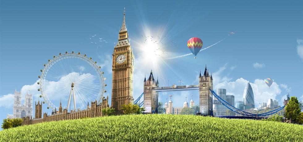 Londres So British !