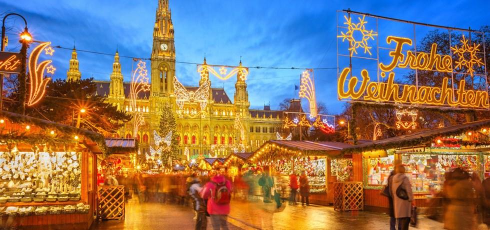 VOLS DIRECTS & Tour de Ville INCLUS ! - Marchés de Noël à Vienne en 4*