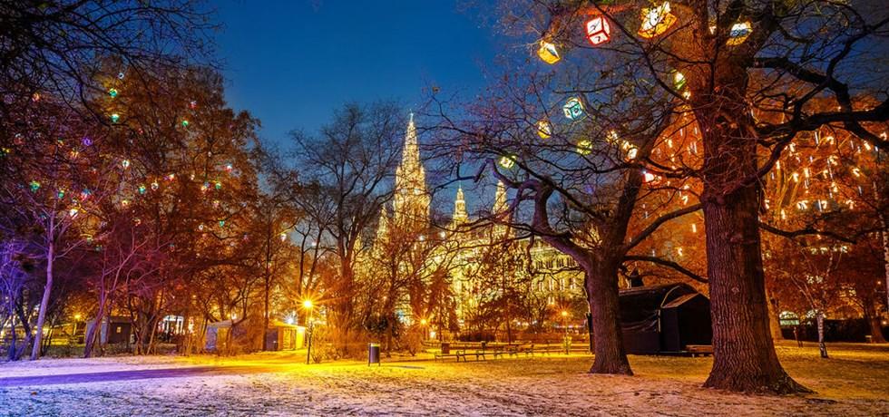 -150 € RESERVEZ TOT ! Réveillon du Nouvel An à Vienne - Soirée au Kursalon - Hôtel Roomz 4*