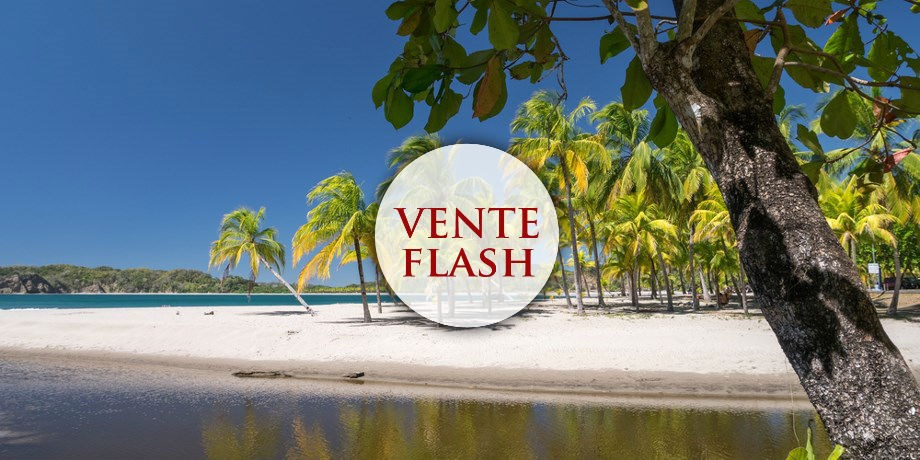 -17% EXCLUSIF** ! Circuit Nature & Plage Costa Rica