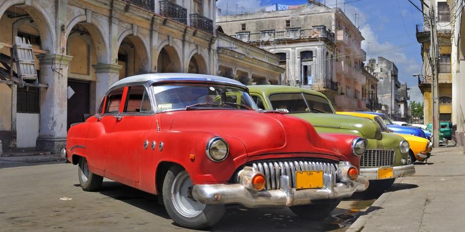 Vols Air France Inclus ! Circuit Découverte de Cuba & Plages 3/4*