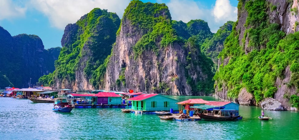 -100€ / pers. VOLS INCLUS** ! Circuit Passions Vietnamiennes