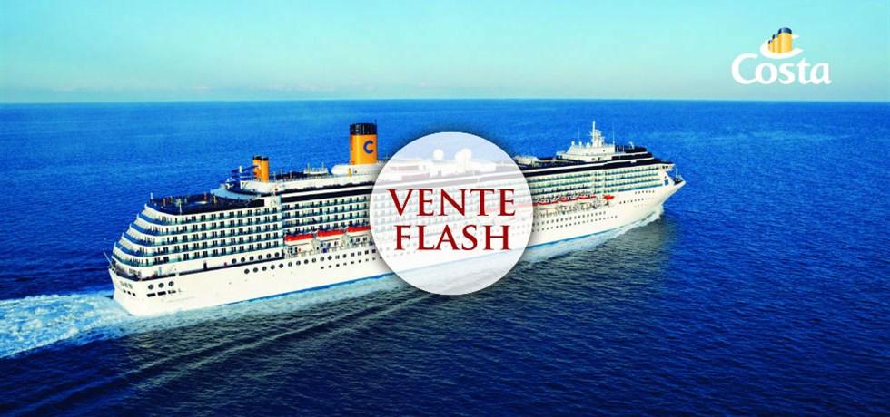 SUPER VENTE FLASH Dès 271€ en Eté Indien Croisière Espagne et Italie