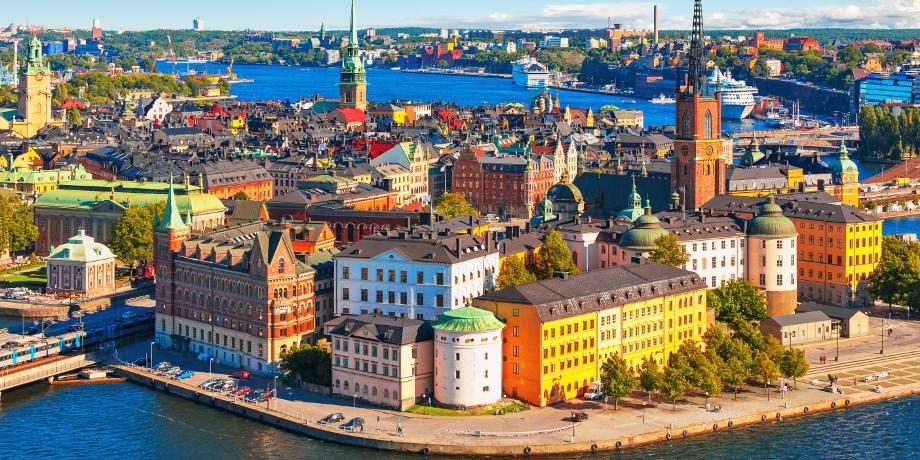 Escapade à Stockholm - Nouveauté 2018