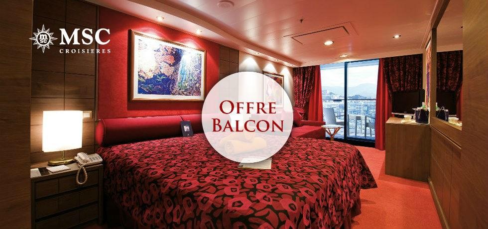 Forfait Boissons Tout Inclus offert en Cabine Balcon** ! Mini Croisière Italie, Majorque, Espagne