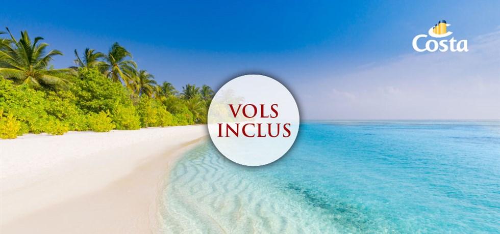 DU JAMAIS VU ! SUPER VENTE FLASH Dès 636€ Vol inclus 16 jours Transatlantique vers les Antilles !
