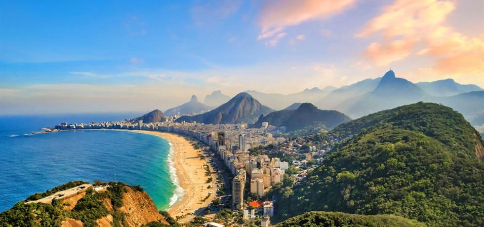 Réservez Tôt** -300 € ! Réveillon à Rio de Janeiro en 4*