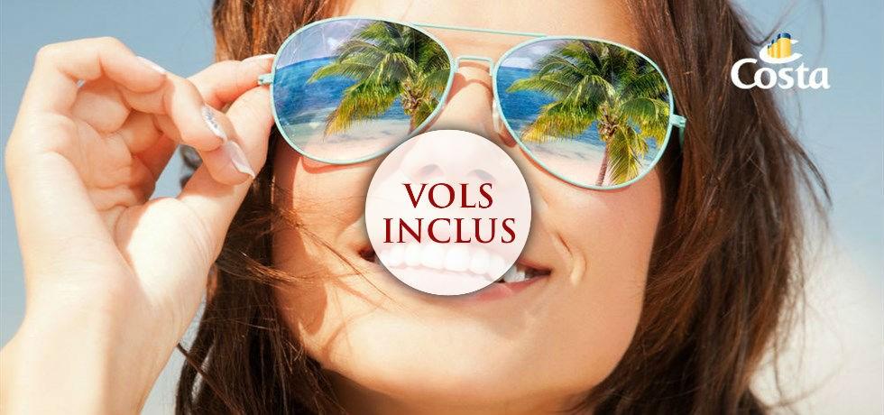 SUPER VENTE FLASH VOL INCLUS Croisière 23 jours Transatlantique Espagne, Madère, Antigua, Martinique, Guadeloupe, Rép. Dominicaine