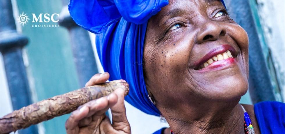 Valable jusqu'au 30 octobre !  Vols inclus Croisière Cuba et Caraïbes