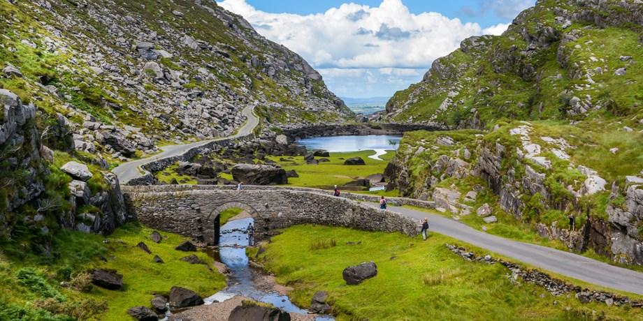 Irlande, l'Île Émeraude