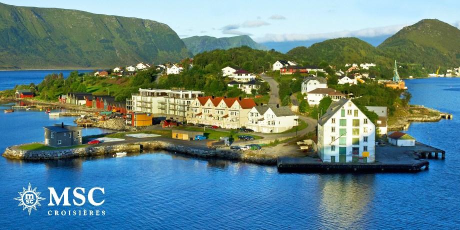 Exclusivité Croisière Fjords de Norvège & Cap Nord dès 1 199 € - 12 jours