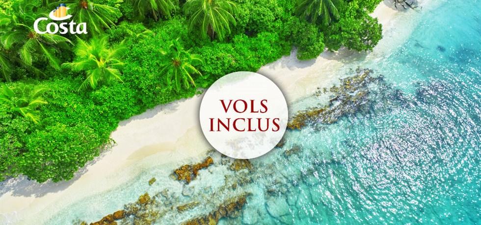VENTE FLASH VOLS INCLUS Croisière Inde, Maldives, Sri Lanka