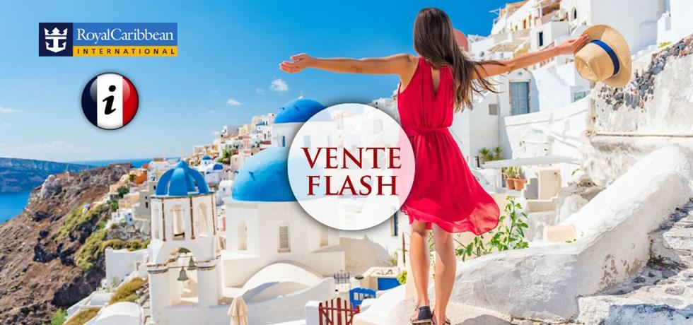 VENTE FLASH jusqu'au 24 octobre ! Croisière Iles grecques et Croatie - informations en français à bord