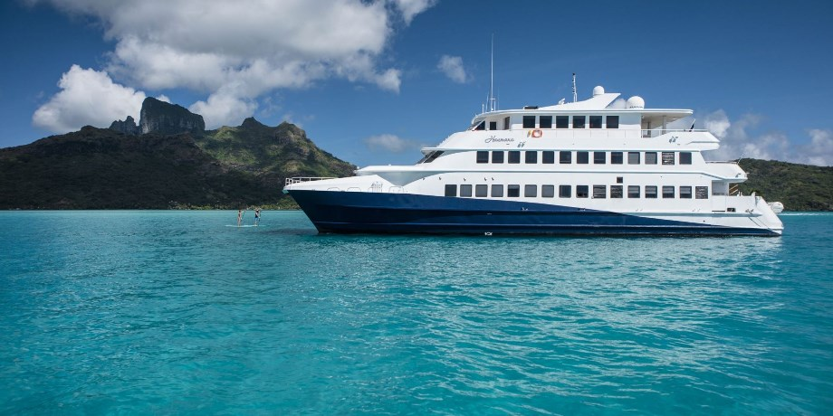WOW ! jusqu'à -600 €** Magie & Croisière en Polynésie : Moorea, Raiatea, Bora Bora, Tahiti