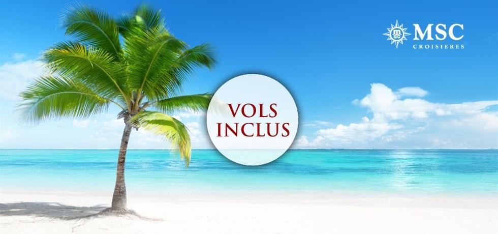 VOL OFFERT 16 jours Transatlantique Caraïbes & Canaries