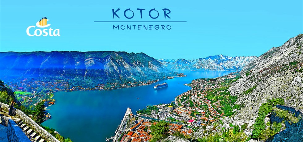VENTE FLASH ST VALENTIN jusqu'au 19 février ! A bord du Costa Luminosa 5* Croisière Grèce, Monténégro, Croatie