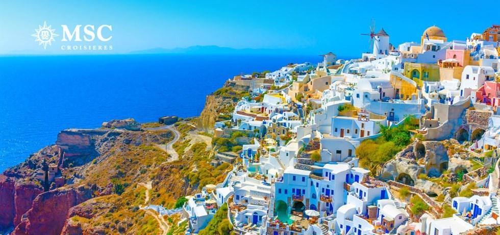 Remise de 15% jusqu'au 25 mars** Croisière Iles grecques et Monténégro