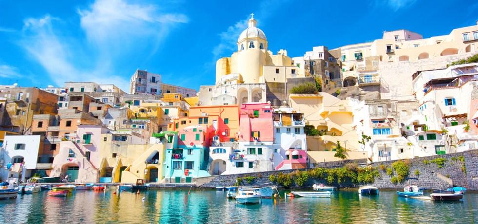 Dernière Minute** jusqu'à -230 € ! Naples, Pompéï et Côte Amalfitaine