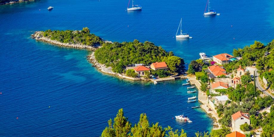 Toute Dernière Minute** -100 €/pers Vols Inclus ! Croisière en Yacht en Croatie