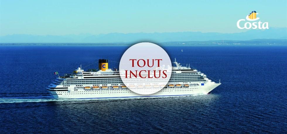 Remise de 10% jusqu'au 24 avril ALL-INCLUSIVE** ! 11 jours Croisière Espagne, Portugal, Italie