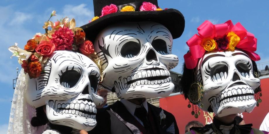 """Mexique, Spécial """"Dia de los Muertos"""""""