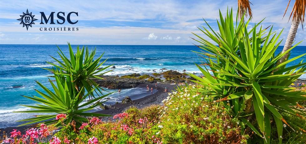Les meilleurs prix pour l'été ! Offre limitée** A bord du MSC Fantasia 5* Croisière Majorque, Ibiza, Toscane