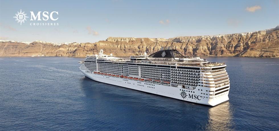 Dernières cabines pour cet été ! A bord du MSC Fantasia 5* Majorque, Ibiza, Toscane