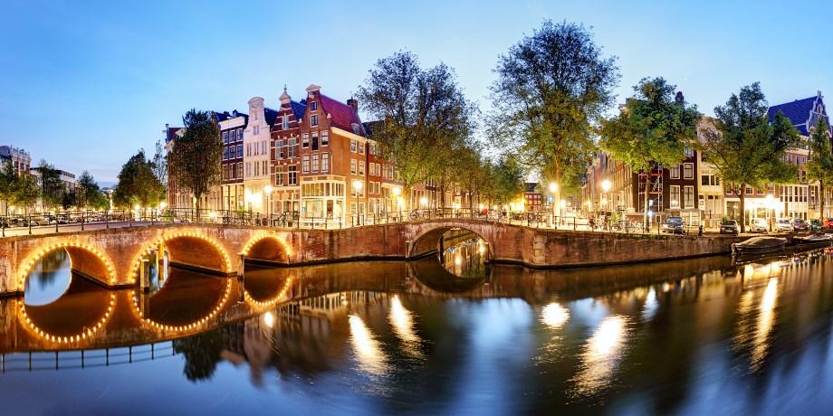 Festival des Lumières à Amsterdam