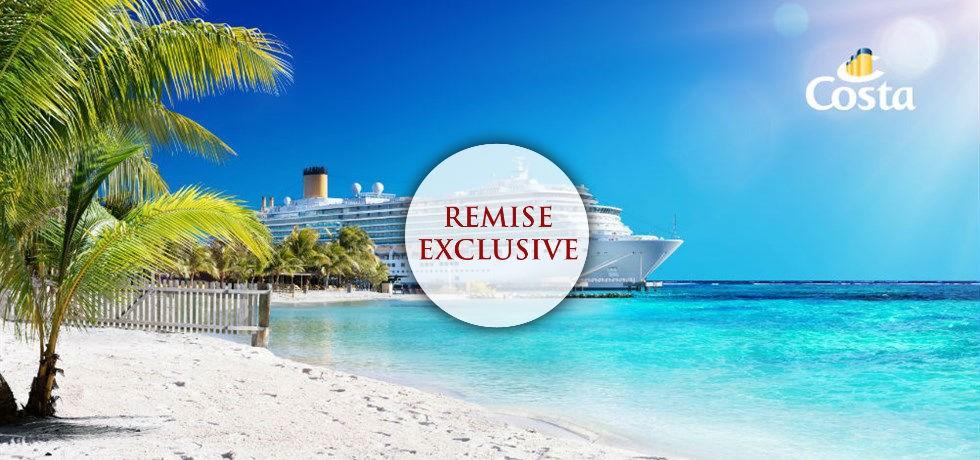 Remise Exclusive** Vol inclus 15 jours Transatlantique Antilles, Canaries, Gibraltar